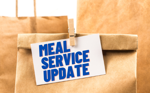 Heppner Meal Routes Update
