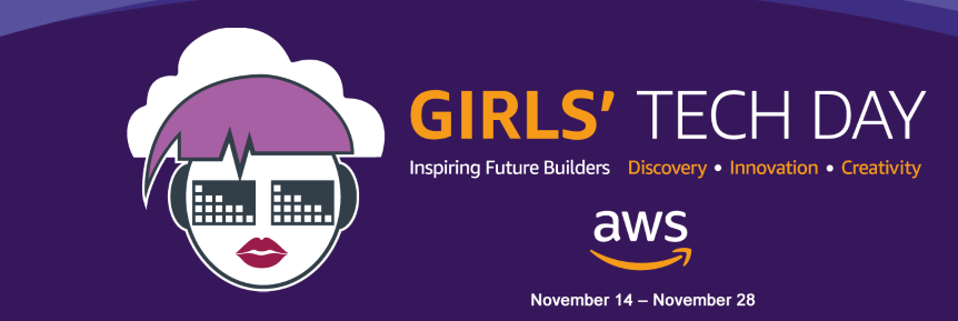 Amazon Presents Girls' Tech Day