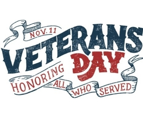 Virtual Veterans Day Activities