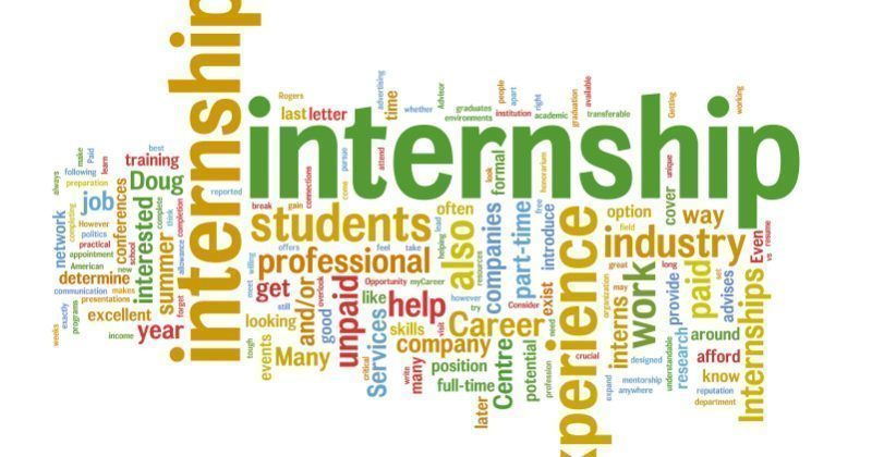 Summer Internship Information