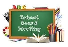 October 12th Board Meeting