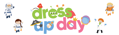 Dress Up Days at IES