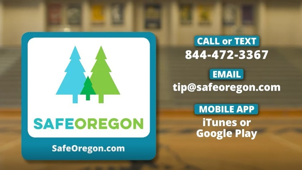 safe  oregon graphic